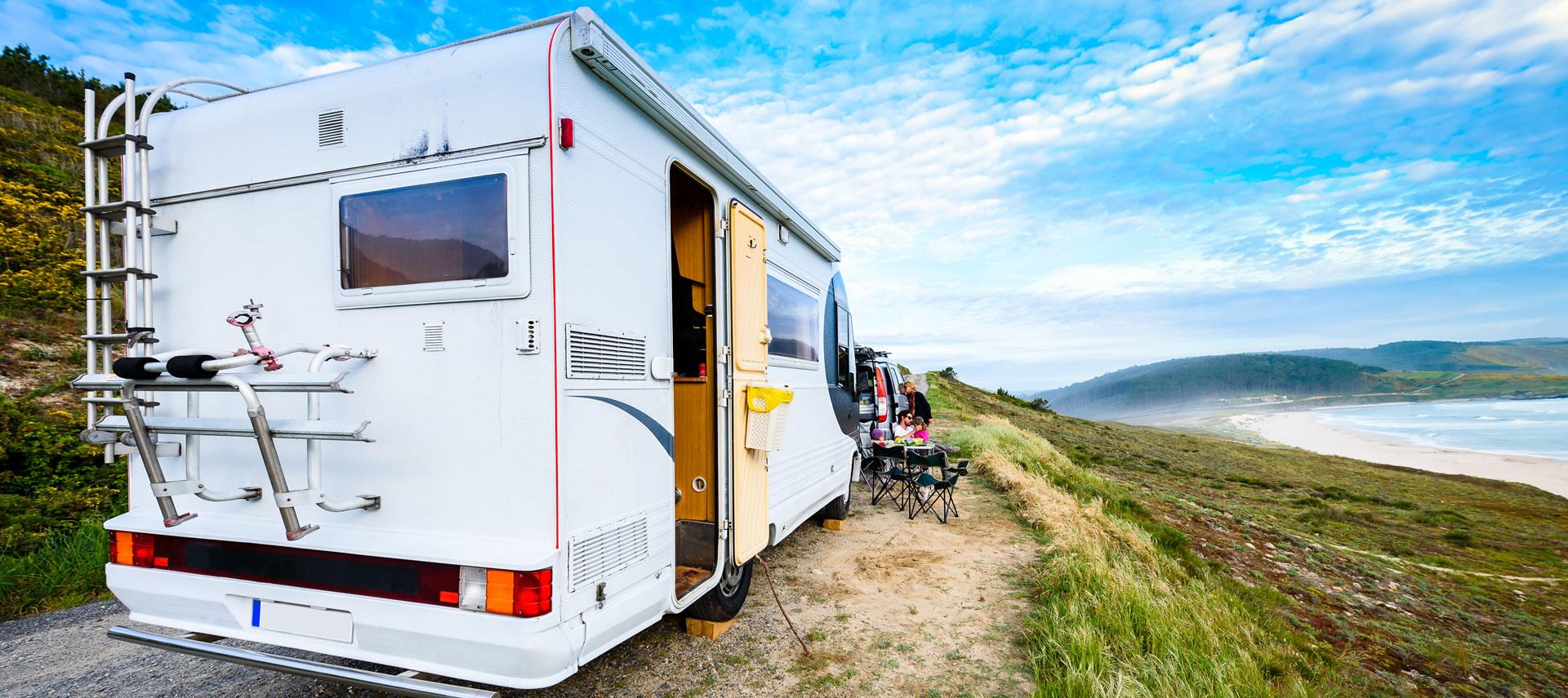 GIA Insurance Brokers - Caravan Insurance Header Image