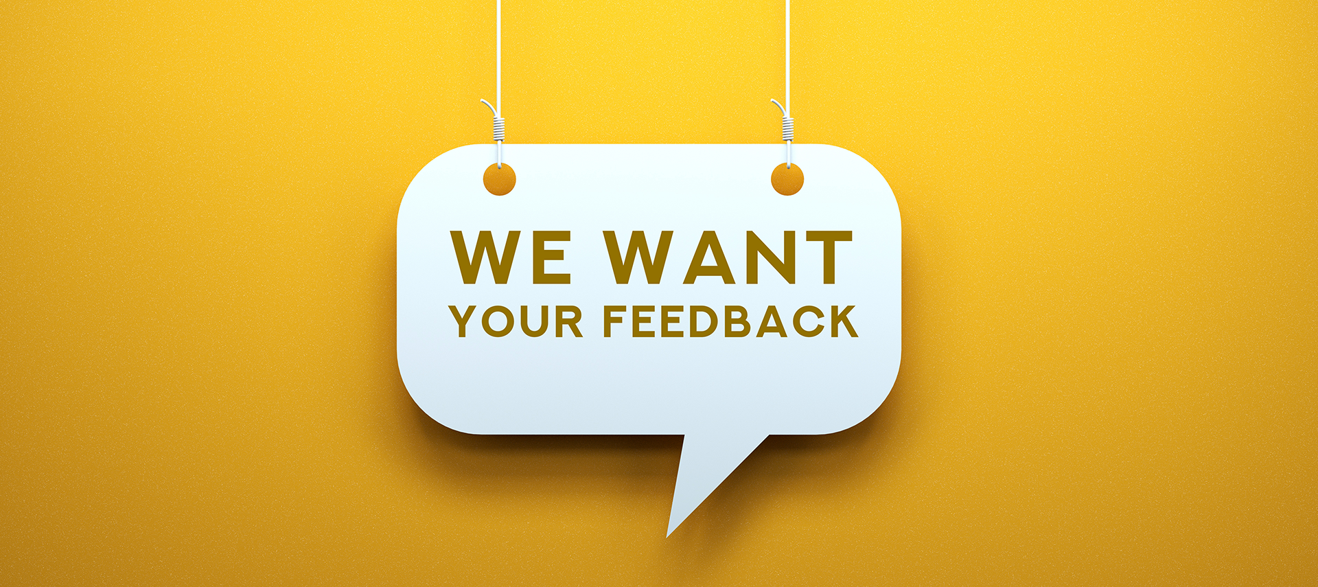 GIA Insurance Brokers - Tell us about your experience with us Header Image