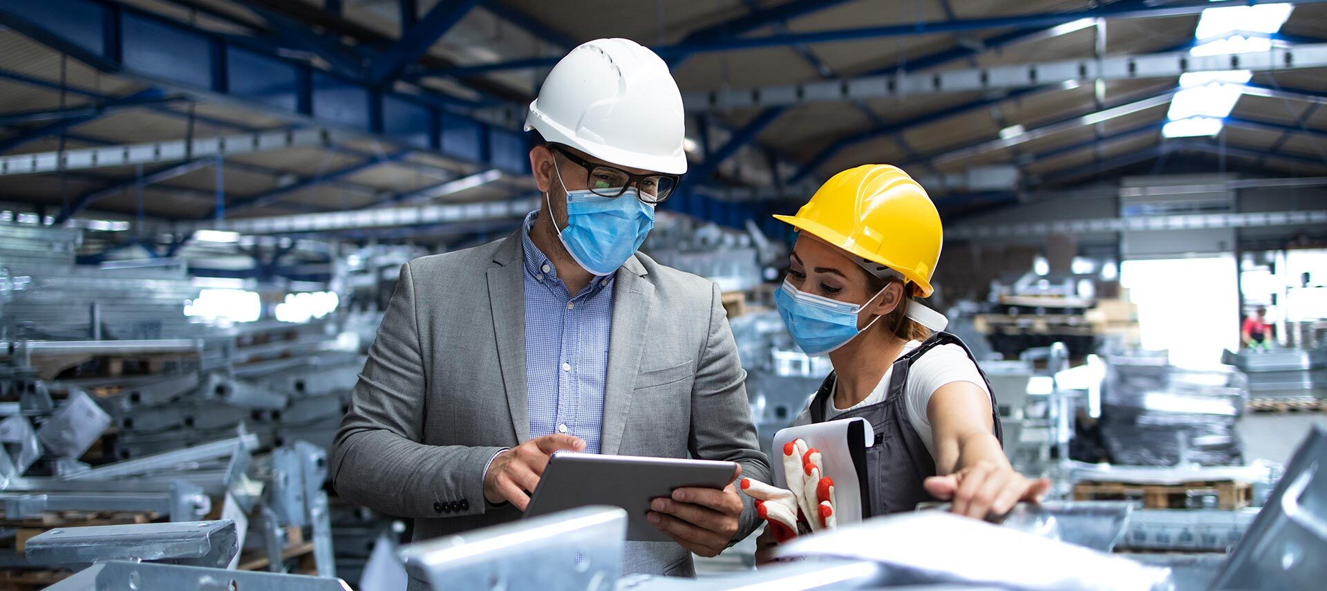 GIA Insurance Brokers - How successful contractors manage risks around their plant Header Image